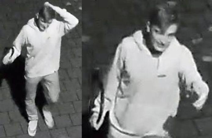 De verdachte sloeg het slachtoffer in het aangezicht met een metalen fietsslot.