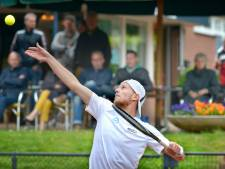Vliegende start van tennissers Rapiditas in eredivisie