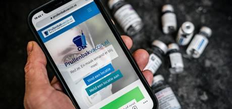 'Huisartsen veel gebeld door mensen die prullenbakvaccin willen'