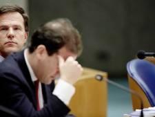 Rutte verwijt Wilders 'zeer grote woorden'