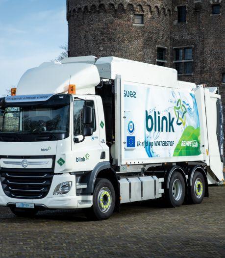 Een schone en geruisloze vuilniswagen, het kan dankzij waterstof: 'We geloven in deze techniek'