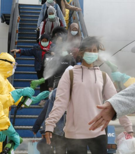 LEES TERUG   Dodental door nieuwe coronavirus stijgt