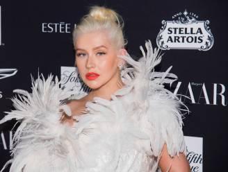"""Christina Aguilera ontkent dat ze Pink probeerde te slaan: """"Maar een kus wilde ik wel!"""""""