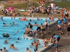 Hittehattrick voor Bosbad, al drie dagen meer dan duizend bezoekers