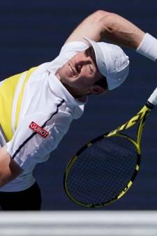 US Open-sprookje Van de Zandschulp eindigt na gevecht tegen Medvedev