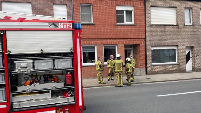 Vergeten pot olie op vuur zorgt voor keukenbrand in Avelgem