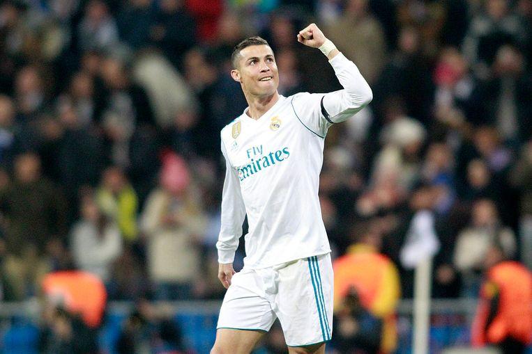 Cristiano Ronaldo mag dan een moeilijk seizoen beleven, hij legde er in de groepsfase alweer 9 in het netje.
