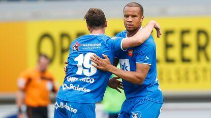 Odjidja en Al Masude bezorgen Buffalo's zege in matige derby tegen Racing Gent