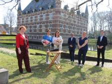 Kasteel Wijchen vondst rijker: 17de-eeuwse zware paal terug van weggeweest
