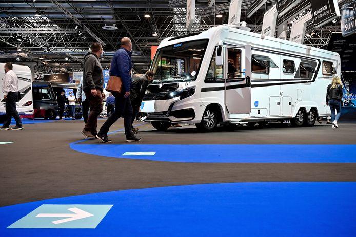 In Nederland gaat de Kampeer & Caravan Jaarbeurs dit jaar niet door, maar vorige maanden werd in Düsseldorf wel de 'Caravan Salon' gehouden waar de nieuwste modellen werden gepresenteerd. Vanwege de veiligheid mochten er niet meer dan 20.000 bezoekers per dag aanwezig zijn.