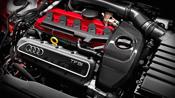 Audi's RS3-motor.
