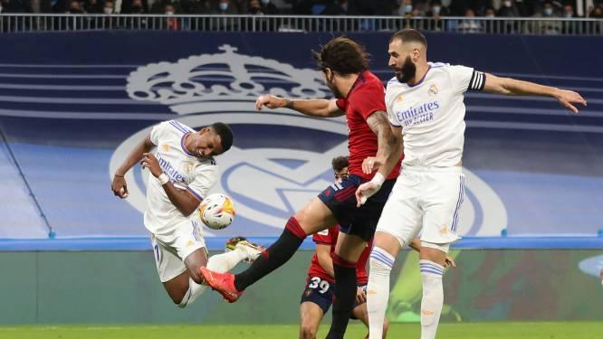 Na misstap Barça laat ook Real punten liggen