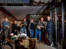 Zes Drutense vrienden maken van bruine kroeg een 'modern café met chique randje'