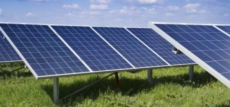 Zwaar vervuilde vloeivelden in Loon op Zand moeten 16.000 zonnepanelen krijgen