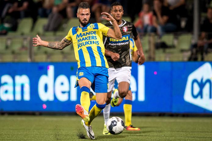 Nando Wormgoor is ook tegen FC Den Bosch absent.