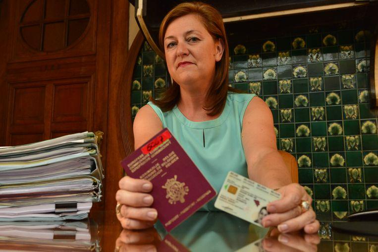 Advocate Kati Verstrepen is de nieuwe voorzitter van de Liga voor Mensenrechten.