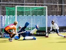Afgang mannen Oranje-Rood: 4-3 verlies na 0-3 voorsprong bij Tilburg