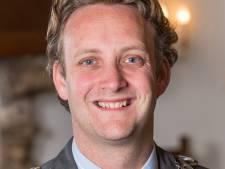 Raad Oudewater: herbenoeming burgemeester Pieter Verhoeve