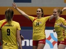 Vrouwen Dynamo handhaven zich in Topdivisie