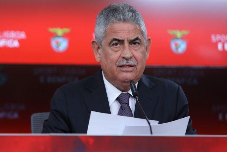 Luis Filipe Vieira.