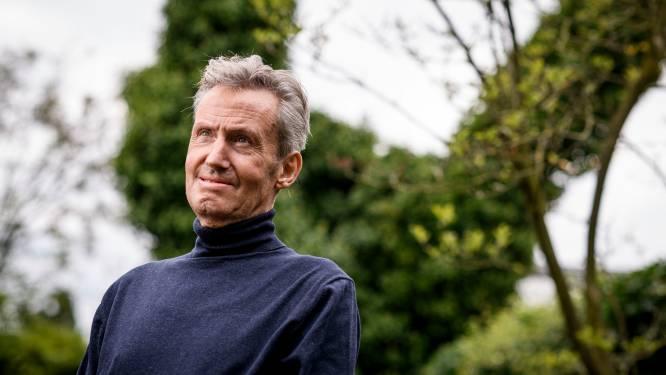 Populaire gymleraar Harry uit Almelo zit thuis door ALS, maar zijn school is hem niet vergeten