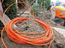 Schop de grond in voor glasvezel in buitengebied Putten/Nijkerk