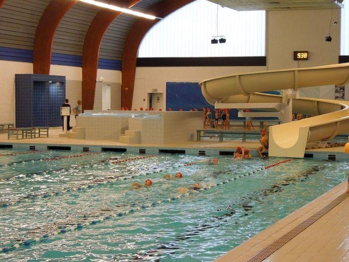 La piscine Palaestra à Deinze.