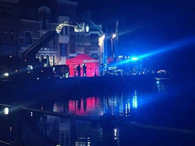 """Drie mannen en één vrouw overleden nadat auto in water belandt: """"Een zware klap, maar daarna bleef het stil"""""""