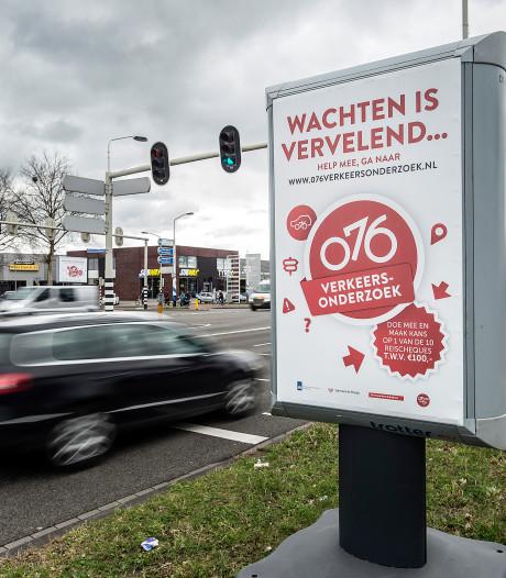 Oplappen is nu even de beste optie voor kruispunt Konijnenberg