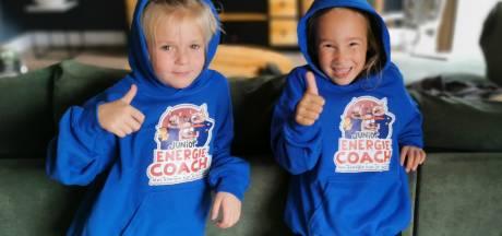 Welk gezin in Olst-Wijhe bespaart straks de meeste energie met het Junior Energiecoach-spel?