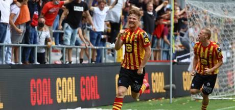 Goudhaantje Druijf schiet KV Mechelen in z'n eentje voorbij Royal Antwerp