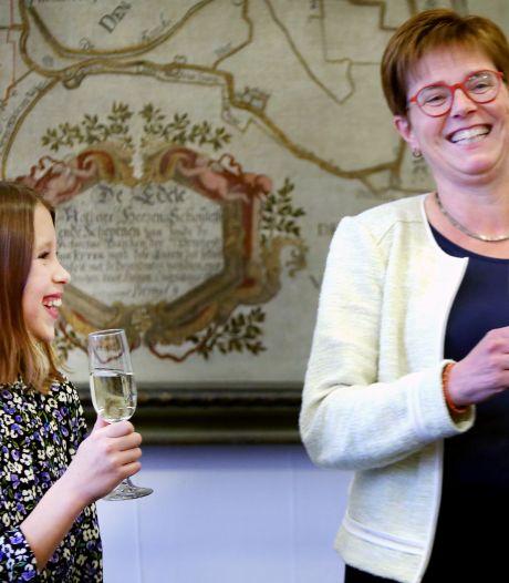 Isabella (10) is de nieuwe jeugdburgemeester van Etten-Leur: 'Dit is pas girl power'