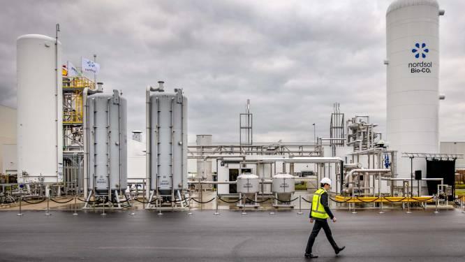 Primeur in Nederland: koning opent fabriek voor bio-aardgas