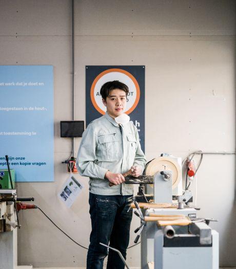 Veiliger koken met visuele beperking: designer uit Eindhoven wint prijs met uitvinding