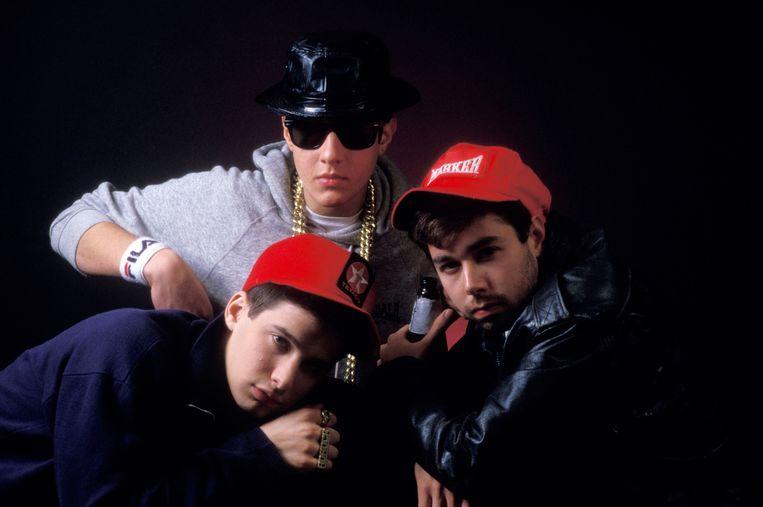 De Beastie Boys in 1987. Beeld BELGAIMAGE