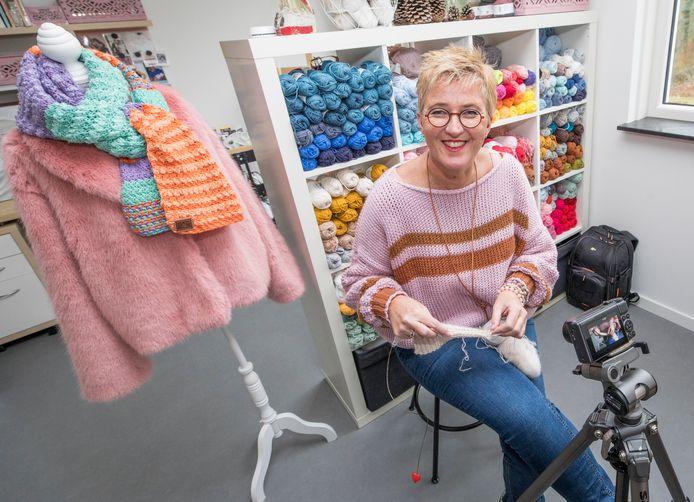 Saskia den Otter is het gezicht van het blog jufsas.com