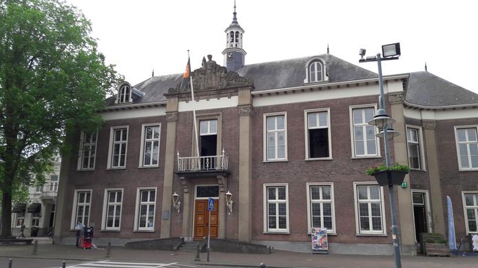 Het oude raadhuis van Veghel is een van de 77 openbare gebouwen in Meierijstad die werden onderzocht op toegankelijkheid.