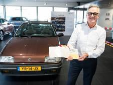 Renault keert na 31 jaar terug bij autoverkoper Hans: 'Ik verkoop 'm nooit meer'
