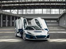 'Elon Musk van de Balkan' komt met spectaculaire sportauto die ruim 400 kilometer per uur kan