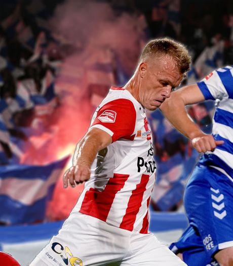 LIVE   Ralf Seuntjens terug in de spits bij De Graafschap tegen TOP Oss