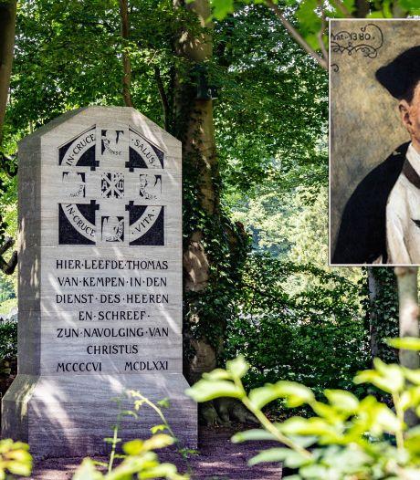 Zwolle eert Thomas a Kempis 550 jaar na zijn dood: 'Hij hield zich verre van de stad, allemaal ijdelheid'