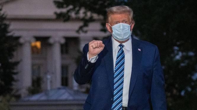 Zo gigantisch verschilt behandeling Trump van die van doorsnee Amerikaan