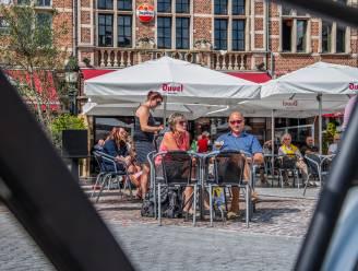 """Luik laat terrassen op 1 mei openen, hier blijven de burgemeesters braaf: """"Geen valse hoop geven"""""""