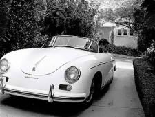 'Porsche 356 Speedster van James Dean gevonden in Frankrijk'