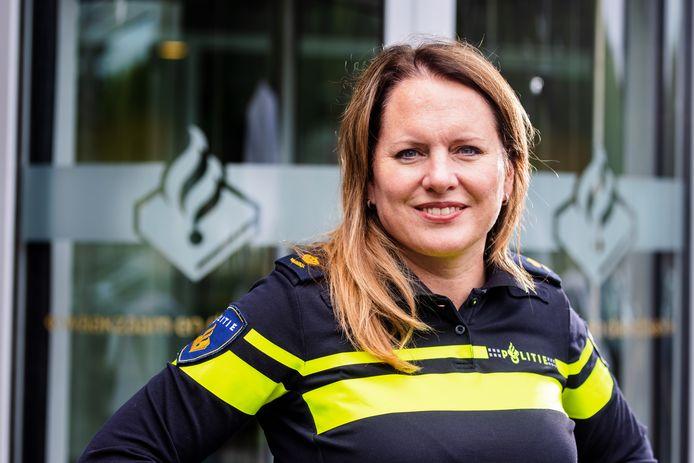 Politiechef Wietske Muller.