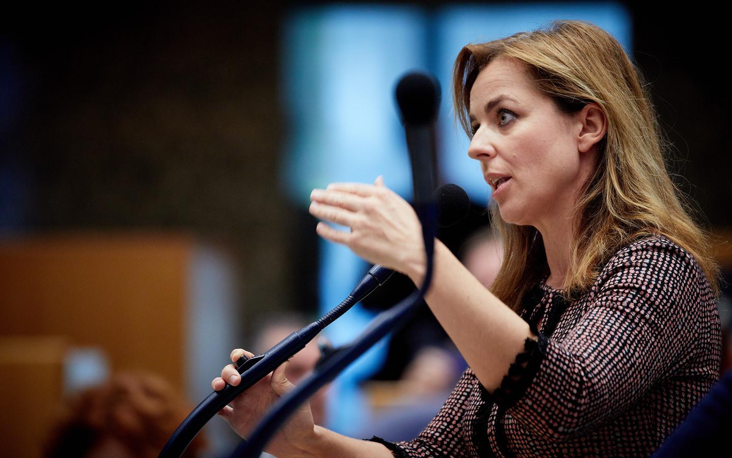 Marianne Thieme (PvdD).