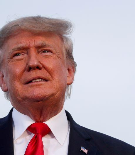 Trump spant rechtszaak aan tegen zijn nicht en The New York Times