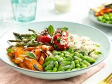 Wat Eten We Vandaag: Regenboog-saladebowl