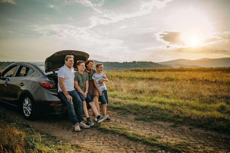 Binnenkort met de kinderen op vakantie naar Frankrijk? Goed nieuws: aangescherpte maatregelen gelden voorlopig niet voor tieners Beeld Getty Images/iStockphoto
