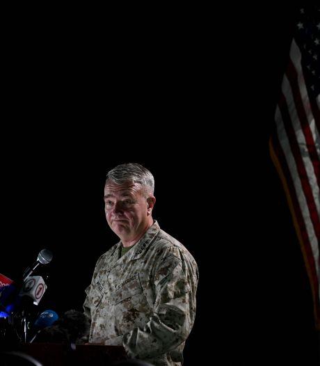 """L'armée américaine reconnaît que sa dernière frappe à Kaboul était """"une erreur tragique"""""""